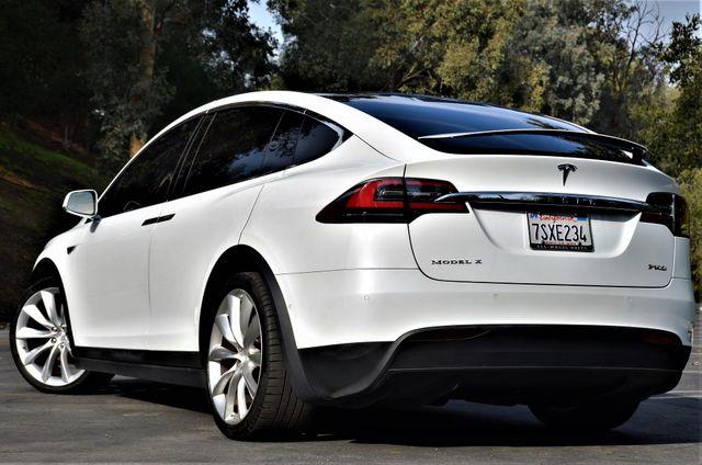 2016 Tesla Model X P90D Reseda, CA 2