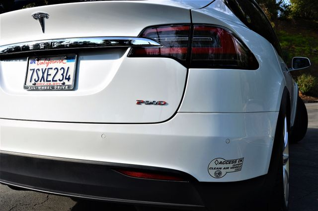 2016 Tesla Model X P90D Reseda, CA 20