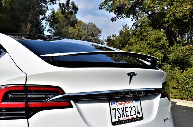 2016 Tesla Model X P90D Reseda, CA 21