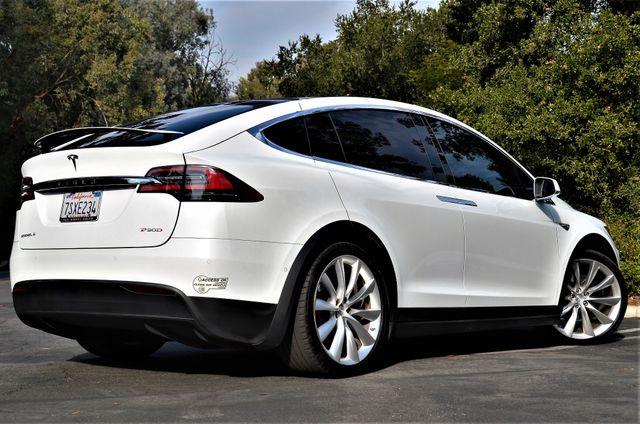 2016 Tesla Model X P90D Reseda, CA 22