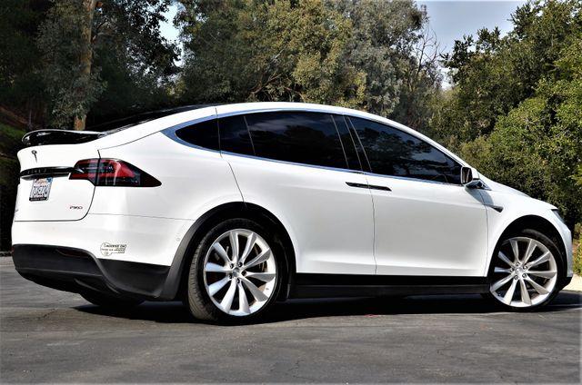 2016 Tesla Model X P90D Reseda, CA 23