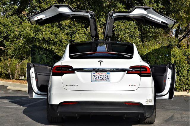 2016 Tesla Model X P90D Reseda, CA 24