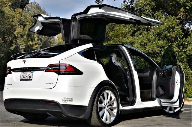 2016 Tesla Model X P90D Reseda, CA 3
