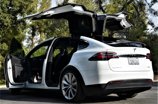 2016 Tesla Model X P90D Reseda, CA 25