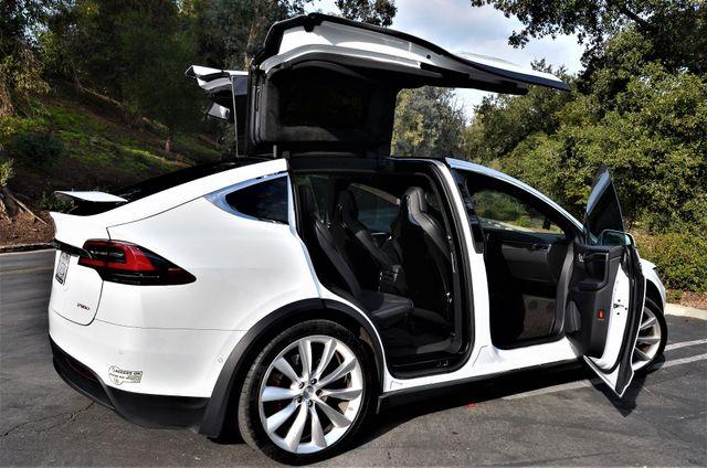 2016 Tesla Model X P90D Reseda, CA 26