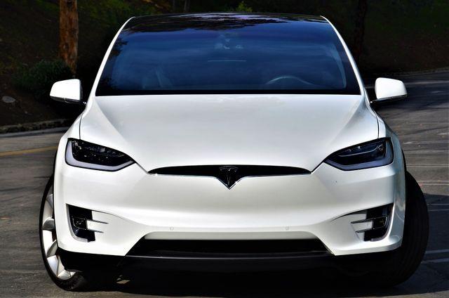 2016 Tesla Model X P90D Reseda, CA 11