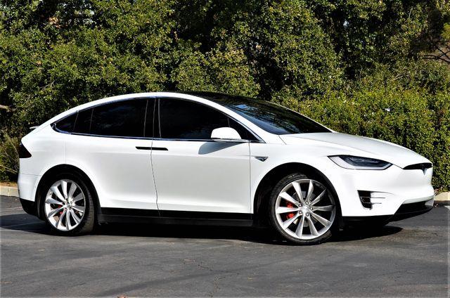 2016 Tesla Model X P90D Reseda, CA 13