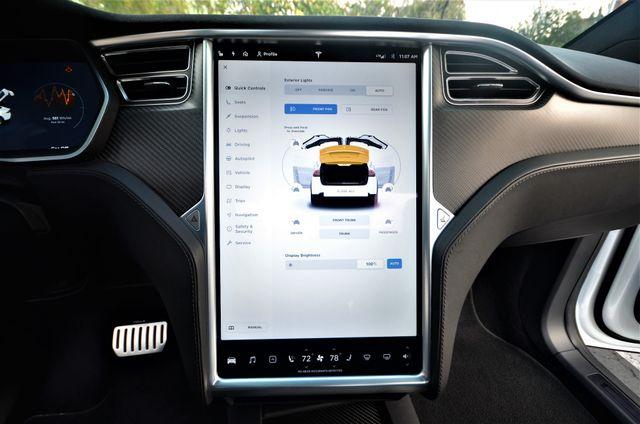 2016 Tesla Model X P90D Reseda, CA 36