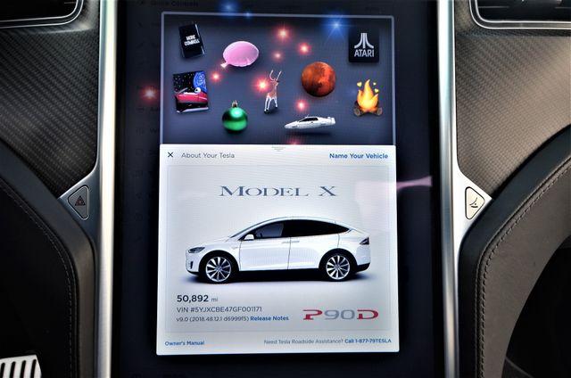 2016 Tesla Model X P90D Reseda, CA 7