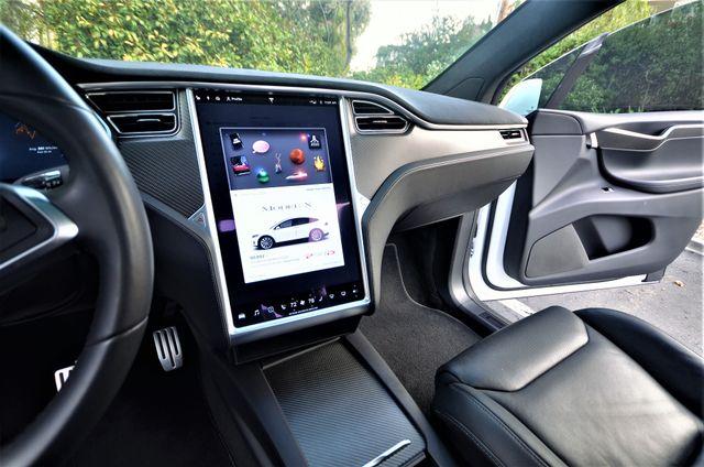 2016 Tesla Model X P90D Reseda, CA 37
