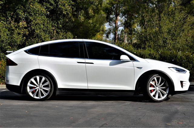 2016 Tesla Model X P90D Reseda, CA 14