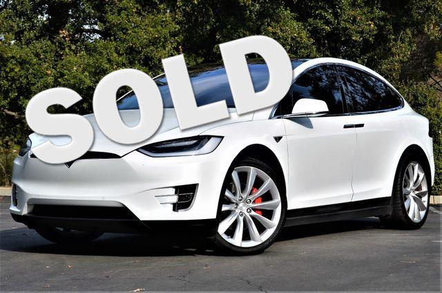 2016 Tesla Model X P90D Reseda, CA 0