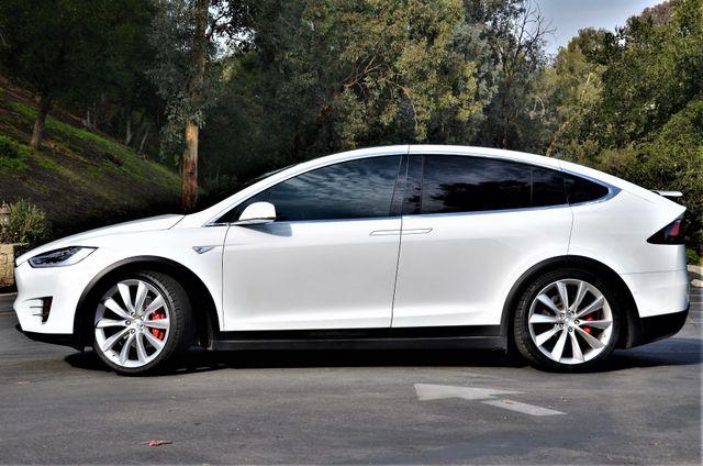 2016 Tesla Model X P90D Reseda, CA 17