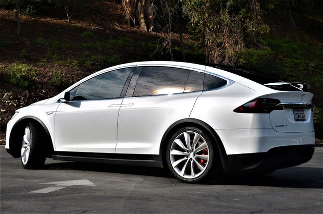 2016 Tesla Model X P90D Reseda, CA 18