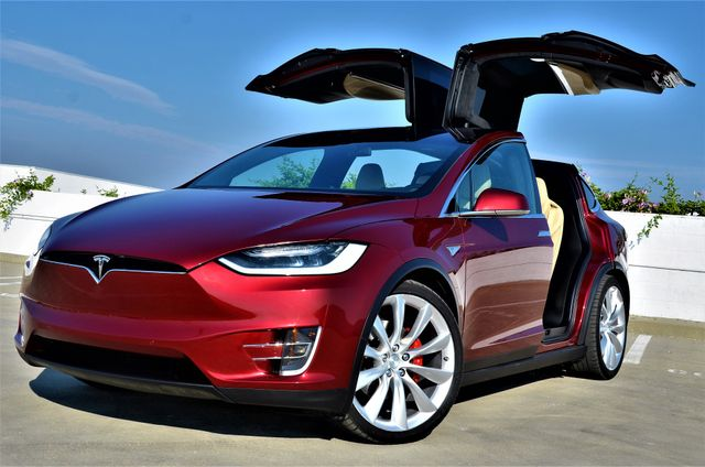 2016 Tesla Model X P90D Signature LUDICROUSE+