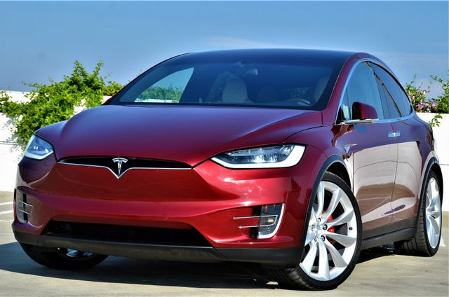 2016 Tesla Model X P90D Signature LUDICROUSE+ in Reseda, CA, CA 91335
