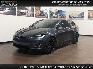 2016 Tesla Model X P90D in San Diego, CA 92126