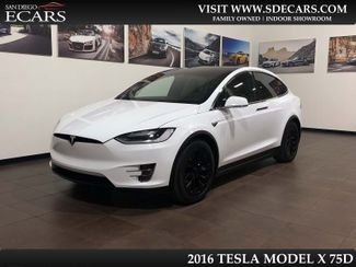 2016 Tesla Model X 75D in San Diego, CA 92126