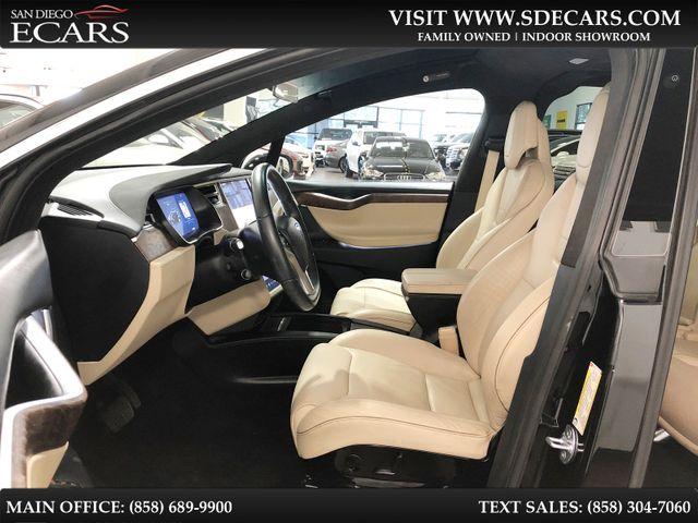 2016 Tesla Model X 75D Enhanced AP in San Diego, CA 92126