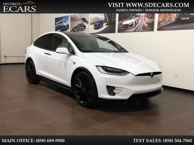 2016 Tesla Model X 75D in San Diego, CA 92126