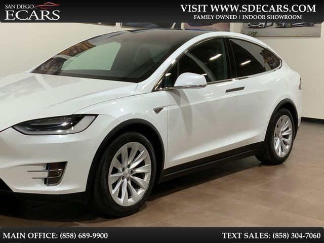 2016 Tesla Model X 90D in San Diego, CA 92126