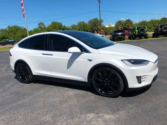 2016 Tesla Model X AWD 22 ONYX WHEELS SUBZERO PREMIUM SEAT    Florida  Bayshore Automotive   in , Florida