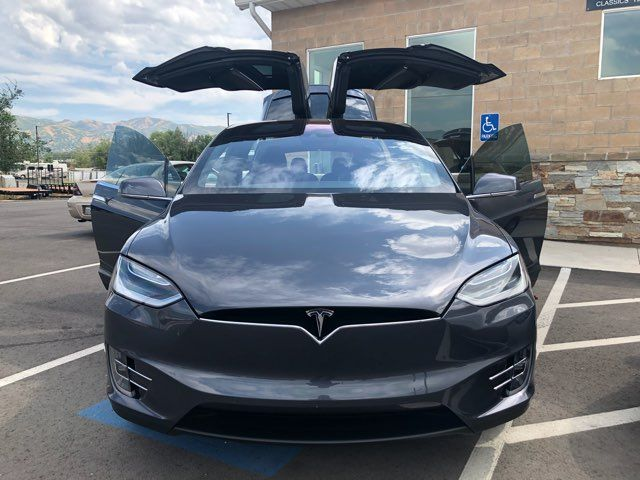 2016 Tesla Model X in West Bountiful Ut