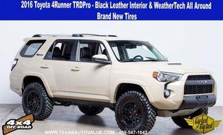 2016 Toyota 4Runner TRD Pro in Dallas, TX 75001