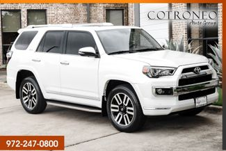 2016 Toyota 4Runner Limited 4X4 in Addison, TX 75001