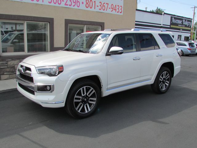 2016 Toyota 4Runner Limited Edition 4X4