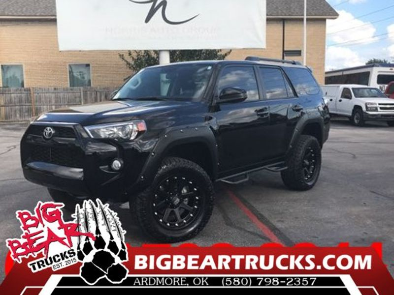 2016 Toyota 4Runner SR5 4X4 | Ardmore, OK | Big Bear Trucks (Ardmore) in Ardmore OK