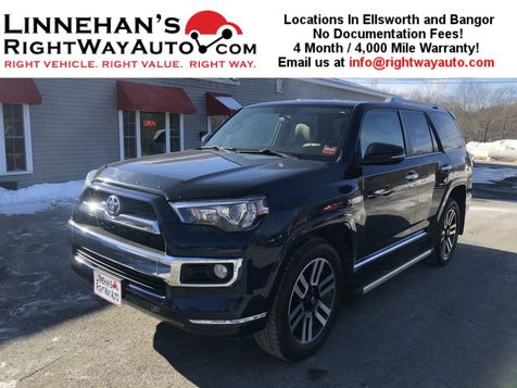 2016 Toyota 4Runner Limited in Bangor