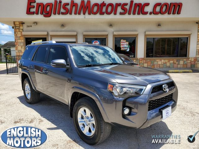 2016 Toyota 4Runner SR5 in Brownsville, TX 78521
