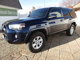 2016 Toyota 4Runner SR5 Premium in Fort Collins, CO 80524