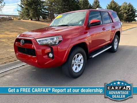 2016 Toyota 4Runner 4d SUV 4WD SR5 in Great Falls, MT