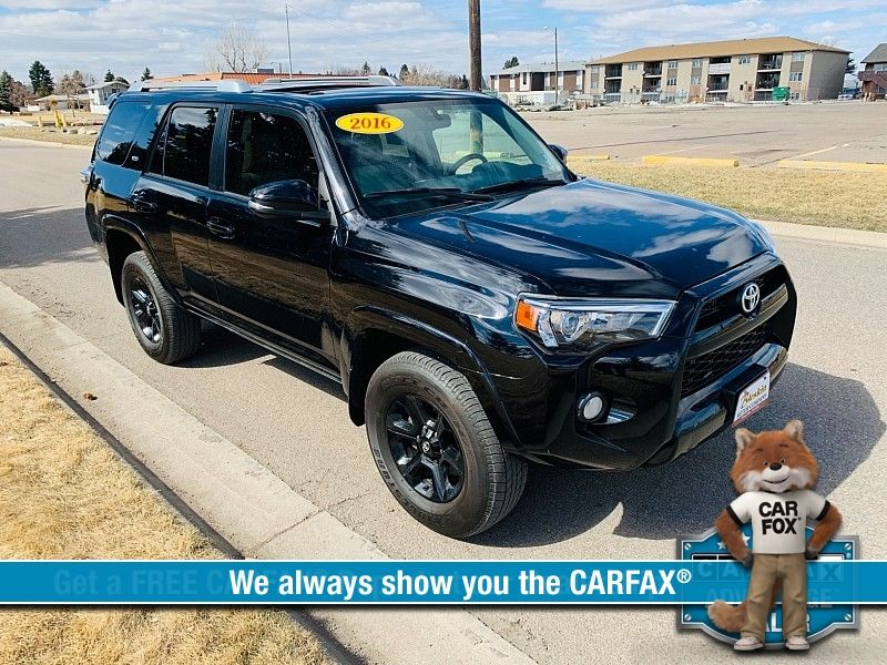 2016 Toyota 4Runner 4d SUV 4WD Limited  city MT  Bleskin Motor Company   in Great Falls, MT