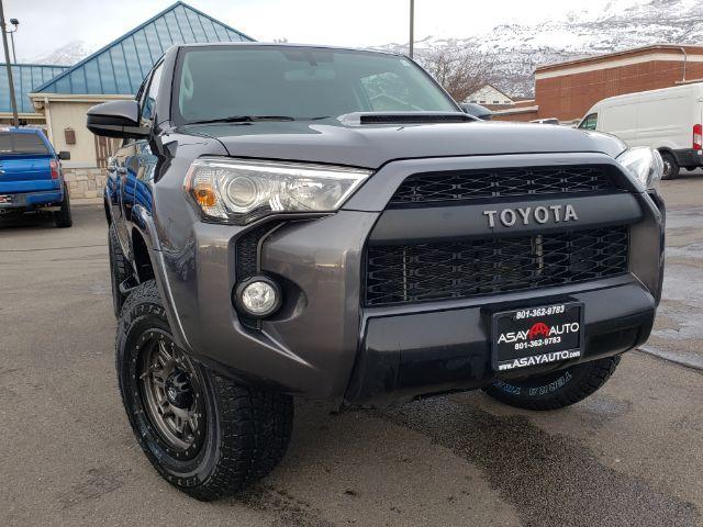 2016 Toyota 4Runner Trail 4WD LINDON, UT 1