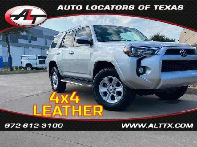 2016 Toyota 4Runner SR5 Premium with LEATHER