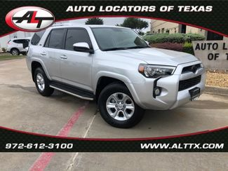 2016 Toyota 4Runner SR5 Premium with LEATHER and 3RD ROW in Plano, TX 75093