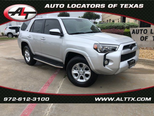 2016 Toyota 4Runner SR5 Premium with LEATHER and 3RD ROW