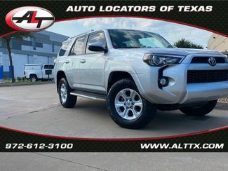 2016 Toyota 4Runner SR5 with LEATHER | Plano, TX | Consign My Vehicle in  TX