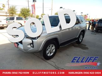 2016 Toyota 4Runner SR5 in Harlingen, TX 78550