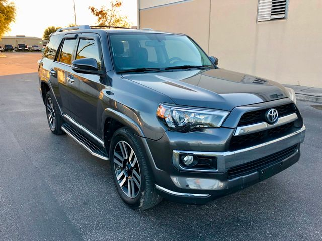 2016 Toyota 4Runner Limited Tampa, Florida 0