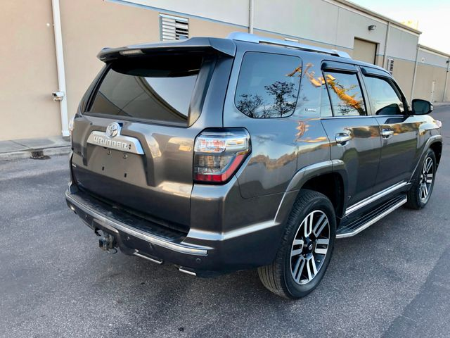 2016 Toyota 4Runner Limited Tampa, Florida 4