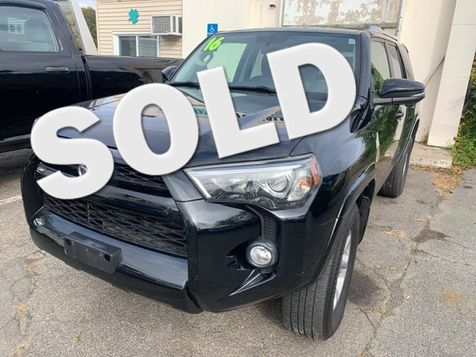 2016 Toyota 4Runner Limited in West Springfield, MA