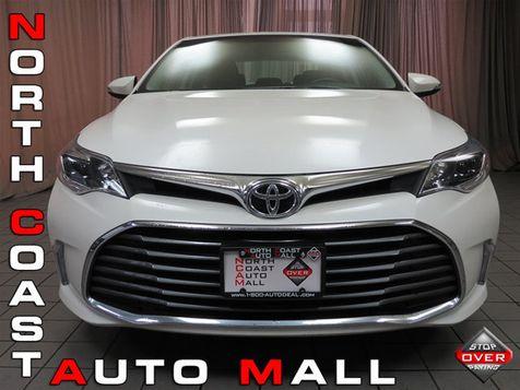 2016 Toyota Avalon 4dr Sedan XLE in Akron, OH