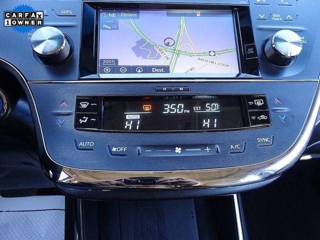 2016 Toyota Avalon Hybrid XLE Premium Madison, NC 24