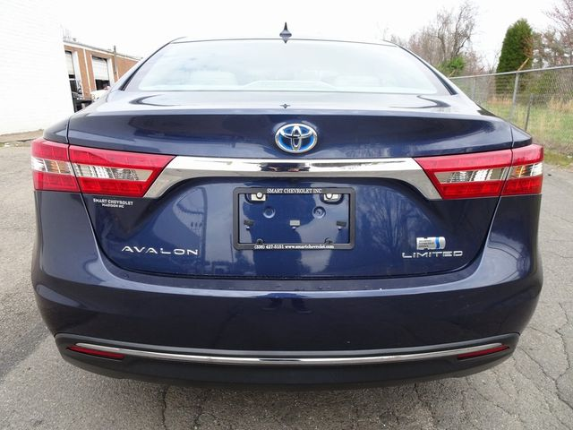 2016 Toyota Avalon Hybrid Limited Madison, NC 2