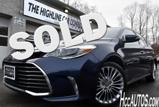 2016 Toyota Avalon 4dr Sdn Limited Waterbury, Connecticut