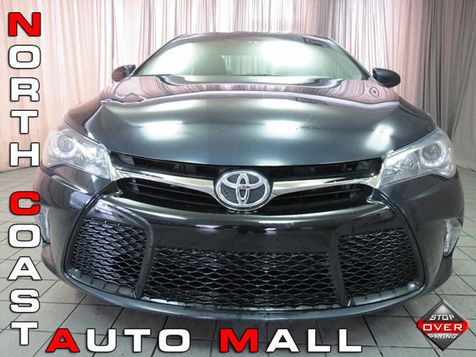 2016 Toyota Camry 4dr Sedan I4 Automatic SE in Akron, OH